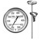 Tel-Tru Fry Thermometer 8 and 12 Inch