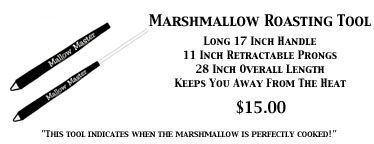 Marsh Mallow Roasting Tool