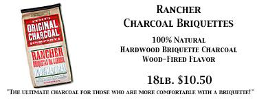 Rancher Charcoal
