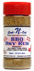 BBQ Dry Rub With Heat